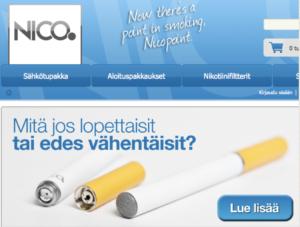 Nicopoint slogan